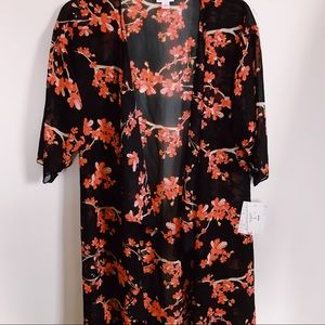 Japanese floral Shirley